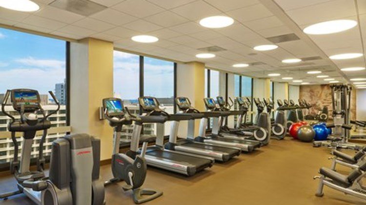 The Westin Crystal City Health Club