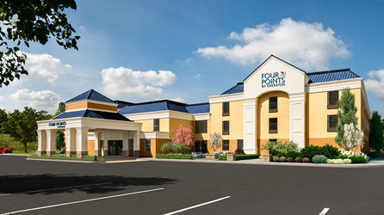 Four Points by Sheraton Newburgh Airport Exterior
