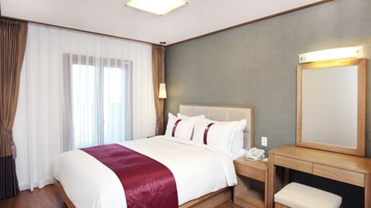Holiday Inn Suites Alpensia Pyeongchang Suite