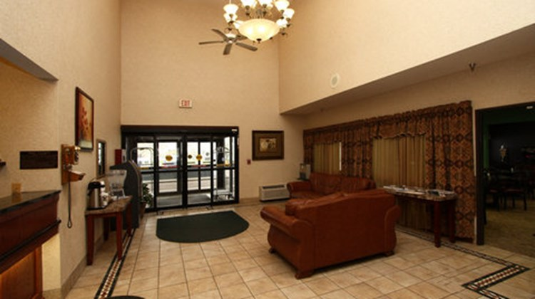New Victorian Inn & Suites Sioux City Lobby