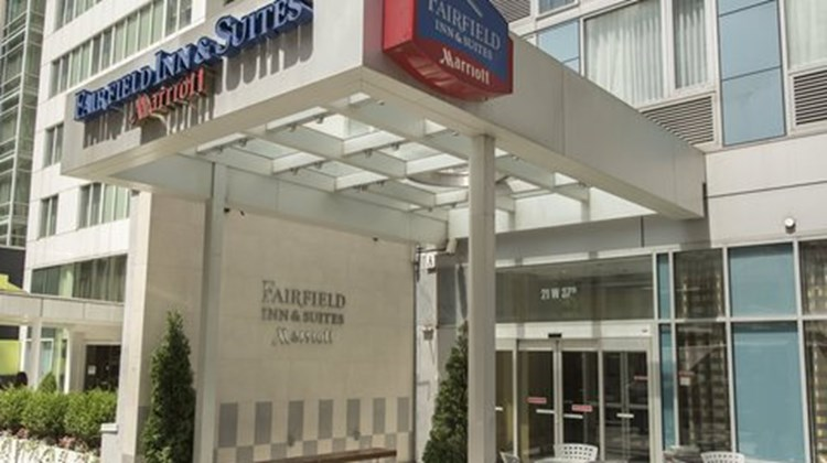 Fairfield Inn New York Manhattan/5th Ave Exterior