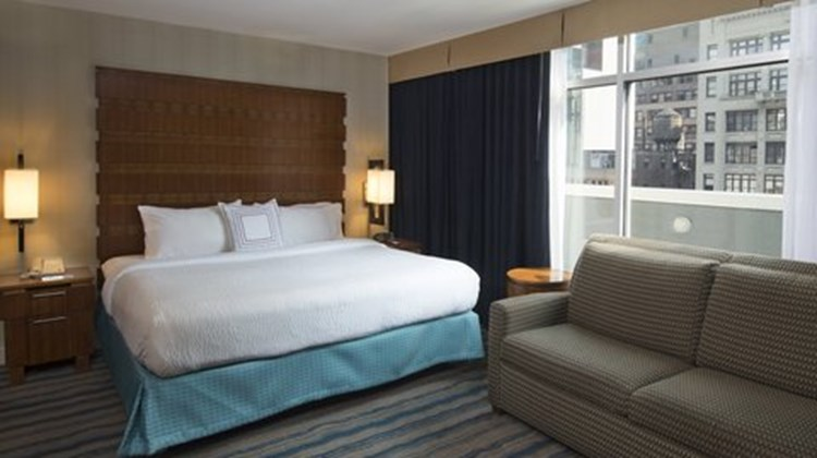 Fairfield Inn New York Manhattan/5th Ave Room