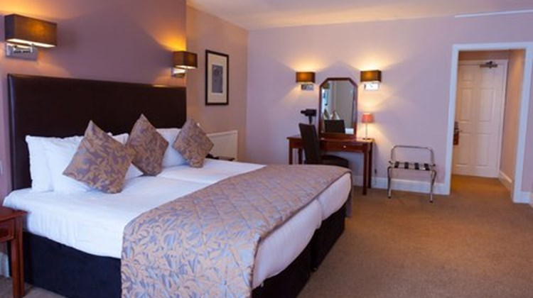 Durley Dean Hotel Room
