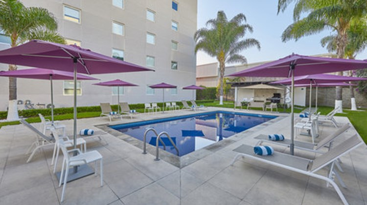 City Express Suites Queretaro Pool