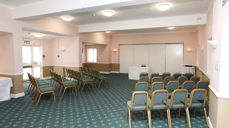 Stratton House Hotel Meeting