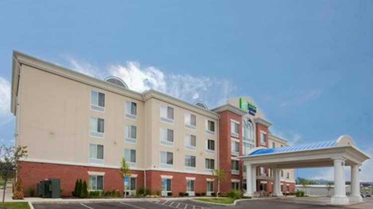 Holiday Inn Express & Suites Dayton Sout Exterior