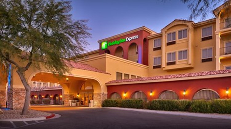 Holiday Inn Express & Sts Mesquite Exterior