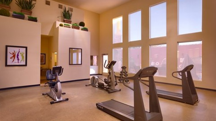 Holiday Inn Express & Sts Mesquite Health Club