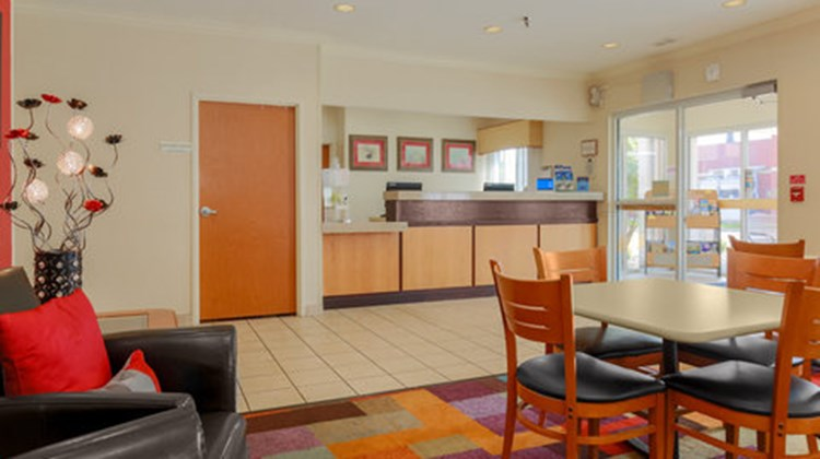 Fairfield Inn Appleton by Marriott Lobby