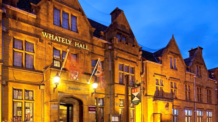 Mercure Whately Hall Hotel Banbury Exterior