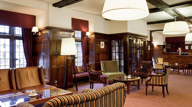 Mercure Whately Hall Hotel Banbury Recreation