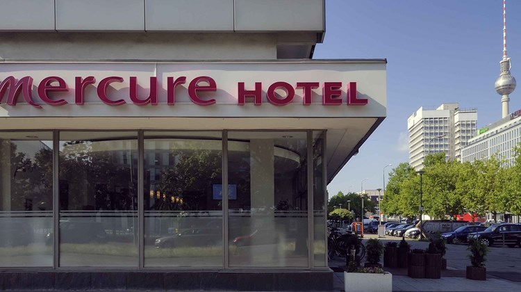 Mercure Hotel Berlin am Alexanderplatz Exterior