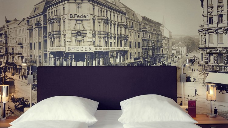 Mercure Hotel Berlin am Alexanderplatz Room
