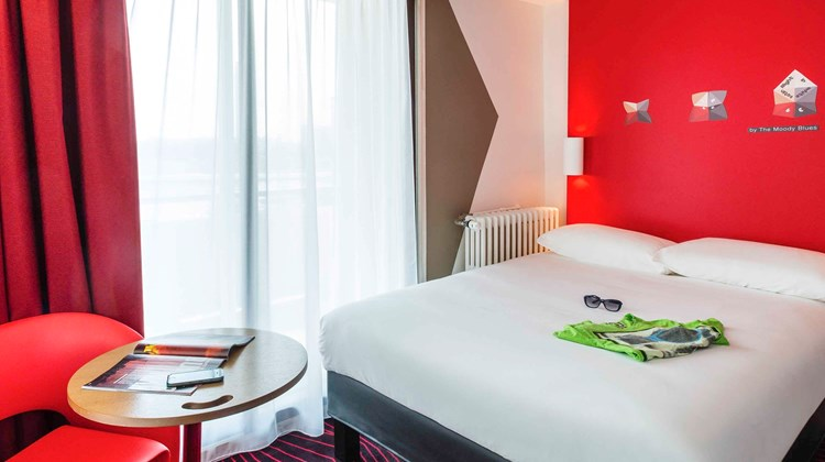 Ibis Styles Rouen Centre Cathedrale Room