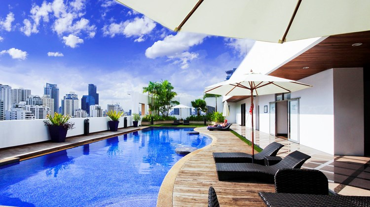 Grand Mercure Bangkok Asoke Residence Recreation