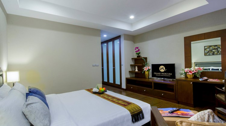 Grand Mercure Bangkok Asoke Residence Room