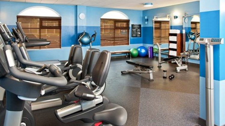 Four Points by Sheraton Louisville Arpt Health Club