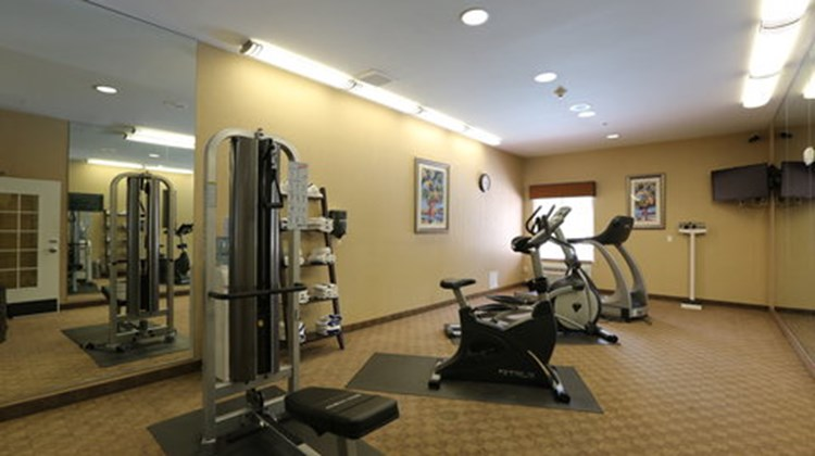 Holiday Inn Express Telecom Park Health Club
