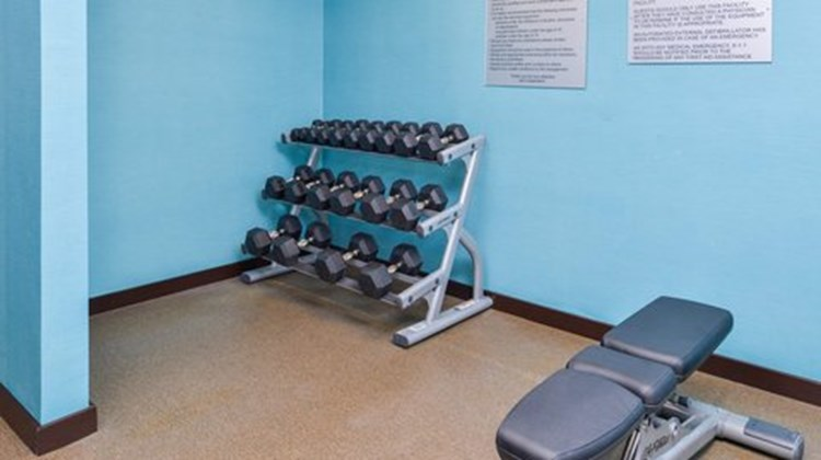Fairfield Inn and Suites Beaumont Health Club