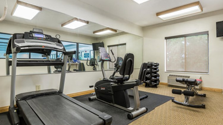 Comfort Inn & Suites Health Club