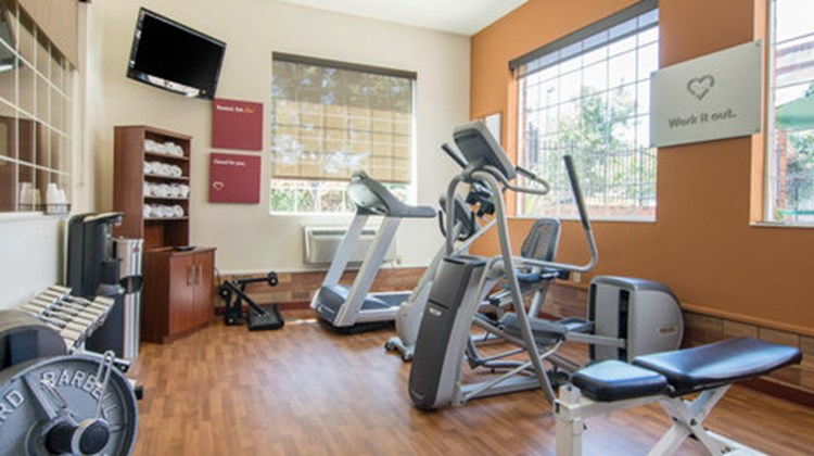 Comfort Suites Linn County Fairground Health Club