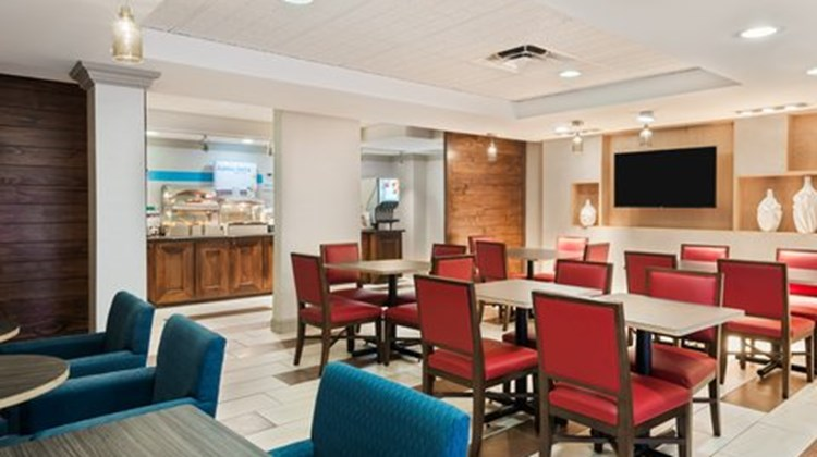 Holiday Inn Express Miami - Doral Restaurant