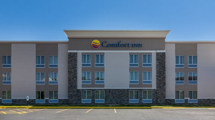 Comfort Inn & Conference Center Exterior