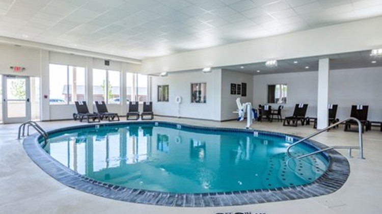 Comfort Inn & Conference Center Pool