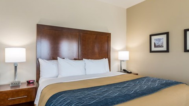 Comfort Inn & Conference Center Suite