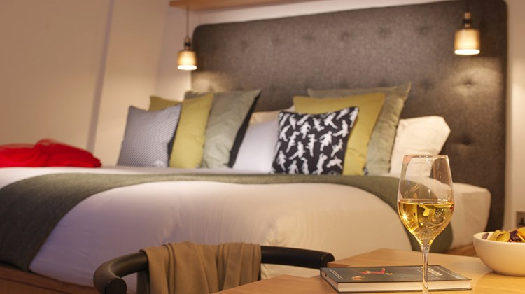 Wilde Aparthotels by Staycity Room