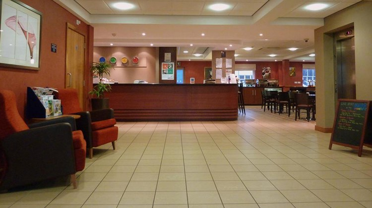 Doncaster International Hotel Lobby