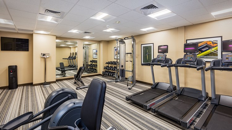 Candlewood Suites Anaheim-Resort Area Health Club