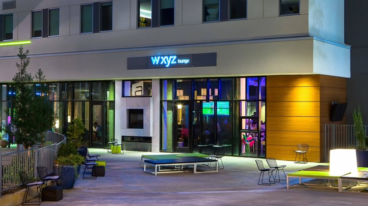 aloft Atlanta Downtown Restaurant