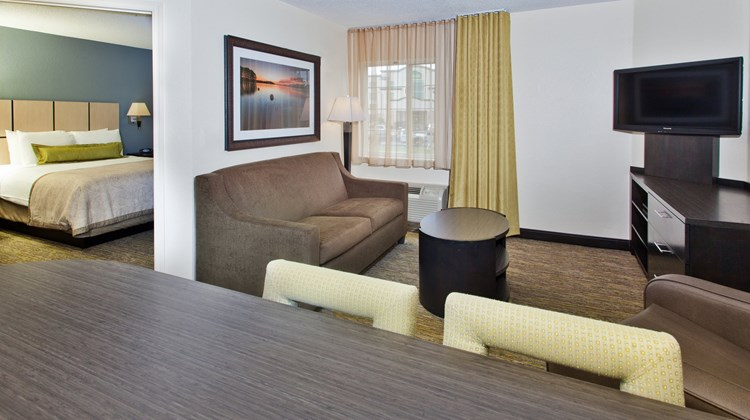 Candlewood Suites Austin Northwest Room