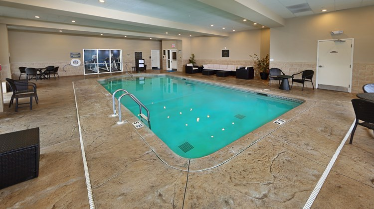 Park Manor Hotel Pool