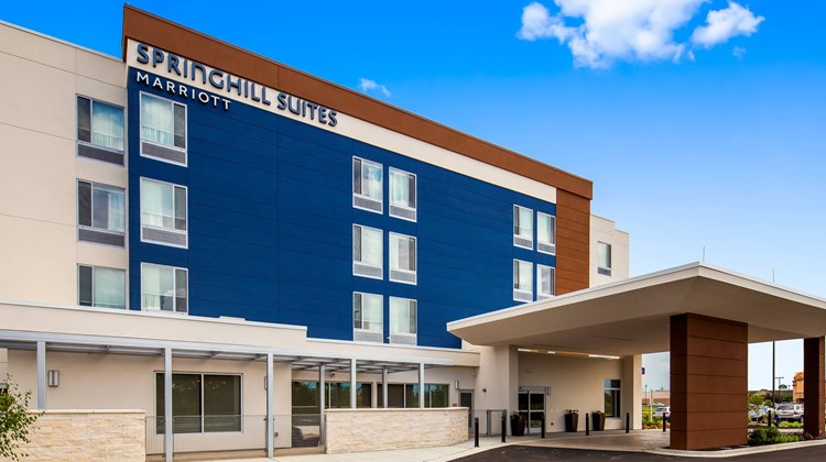 SpringHill Suites Chambersburg Exterior