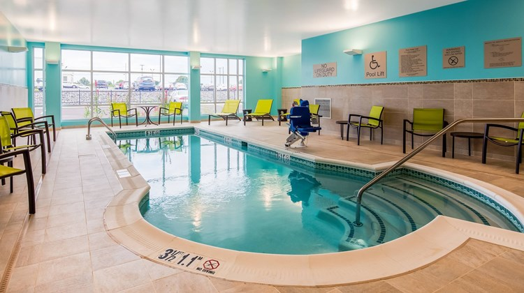 SpringHill Suites Chambersburg Recreation