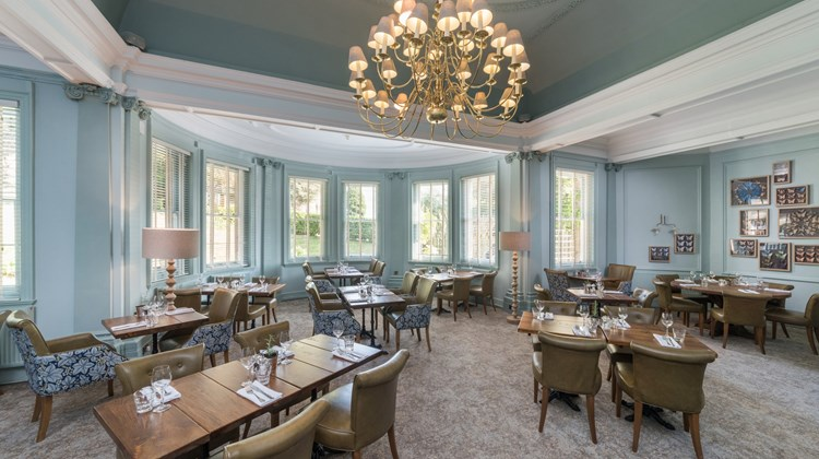 Country Living Lansdown Grove Hotel Restaurant