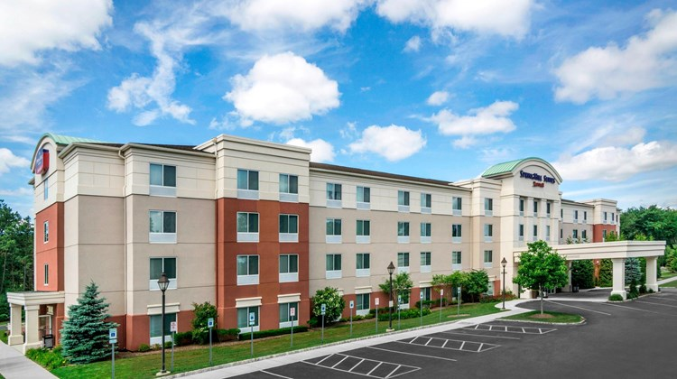 SpringHill Suites Long Island/Brookhaven Exterior