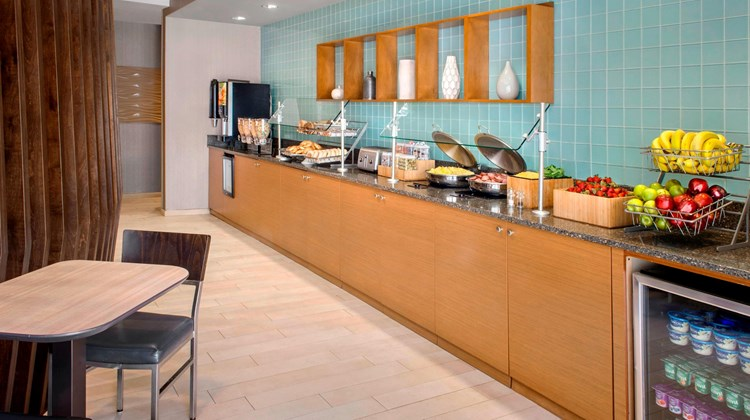 SpringHill Suites Long Island/Brookhaven Restaurant
