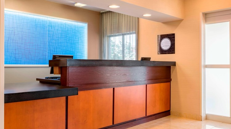 Fairfield Inn & Suites Abilene Lobby
