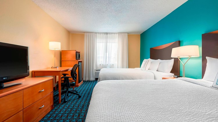 Fairfield Inn & Suites Abilene Room