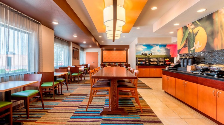 Fairfield Inn & Suites Abilene Restaurant