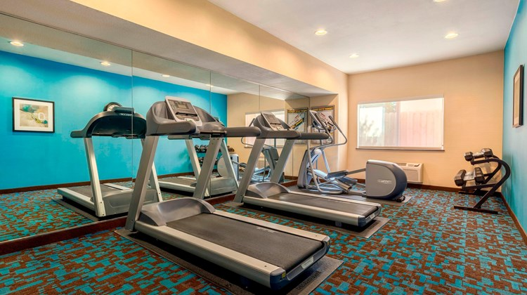 Fairfield Inn & Suites Abilene Recreation