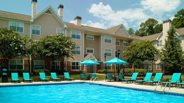 Residence Inn Atlanta/North Point Mall Recreation