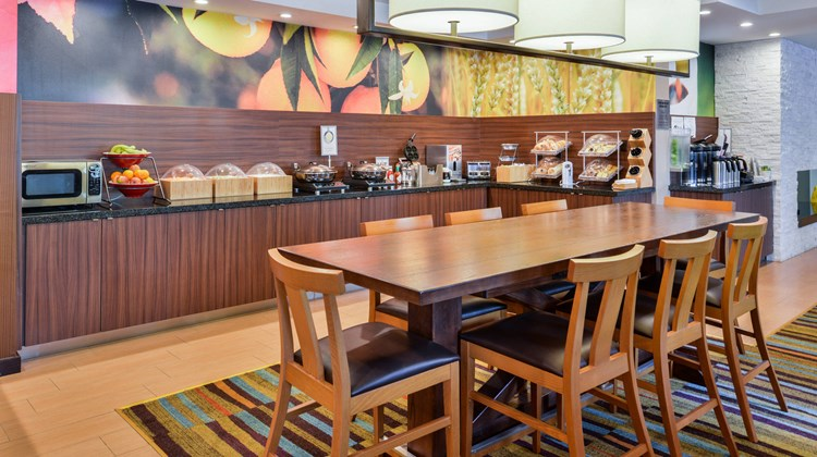 Fairfield Inn and Suites Beaumont Restaurant