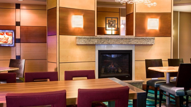 SpringHill Suites by Marriott Cheyenne Lobby