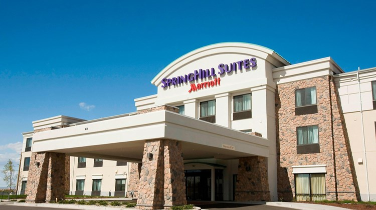 SpringHill Suites by Marriott Cheyenne Exterior
