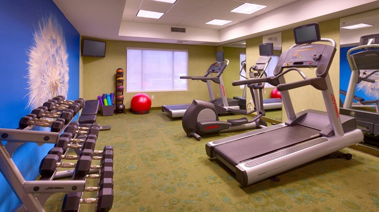 SpringHill Suites Pasadena/Arcadia Recreation