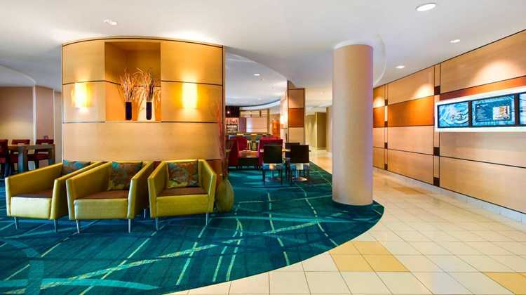 SpringHill Suites Council Bluffs Lobby